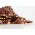 Madagascar 49%Milk Chocolate Bark with Almond