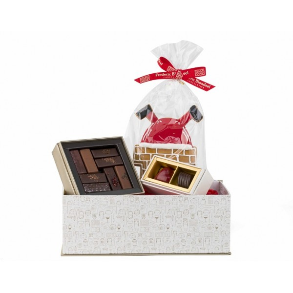 Christmas Chocolate Mini Hamper